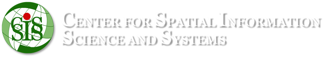 Center for Spatial Information Science and Systems